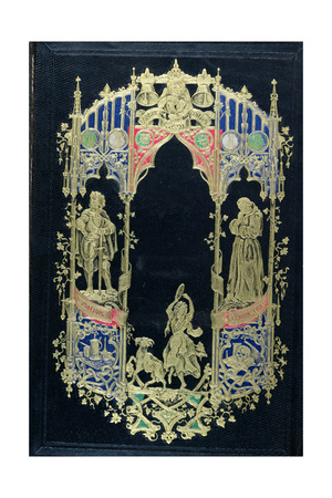 Front Cover of an Edition of 'Notre-Dame De Paris' by Victor Hugo Giclee Print