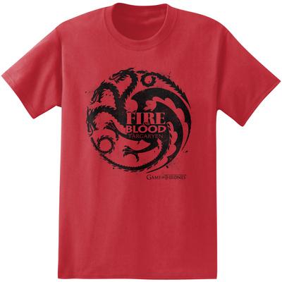 Game of Thrones - Targaryen Fire and Blood Shirts