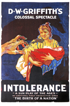 Intolerance: Love's Struggle Through the Ages Movie Poster Print Prints