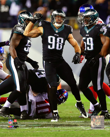 Connor Barwin 2014 Action Photo