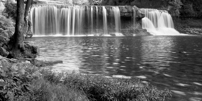 Cataract Falls State Park, Indiana, USA Photographic Print by Anna Miller