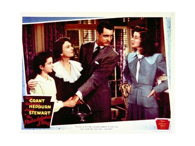 The Philadelphia Story - Lobby Card Reproduction Prints