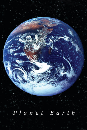 Our Planet Earth Posters