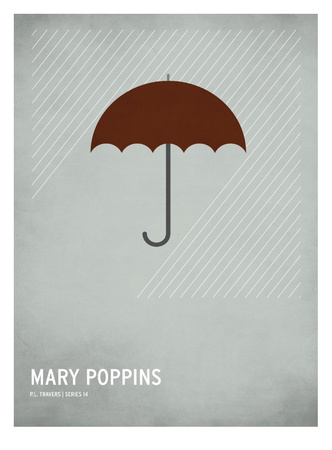 Mary Poppins Prints by Christian Jackson