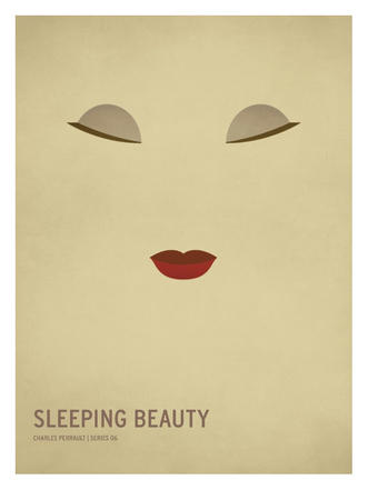 Sleeping Beauty Posters by Christian Jackson