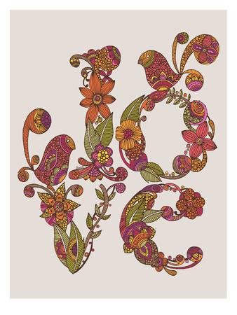 Love Prints by Valentina Ramos