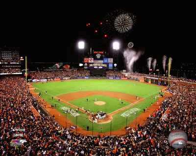 AT&T Park Game 5 of the 2014 National League Championship Series Photo