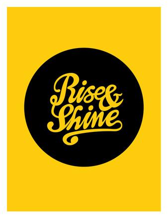Rise & Shine Prints