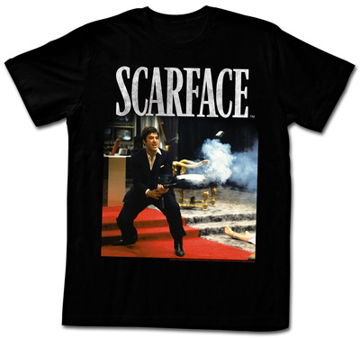 Scarface - Hello Friend T-Shirt