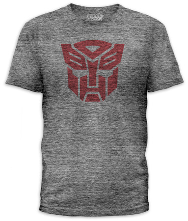 Transformers - Autobot Logo (slim fit) Shirt
