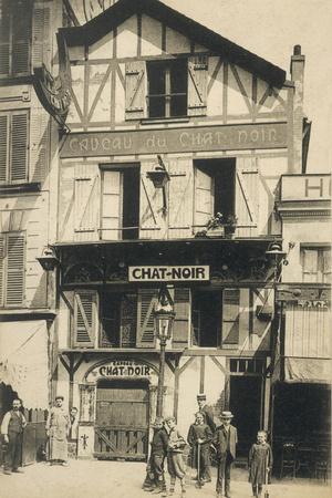 Le Chat Noir, 1905 Photographic Print