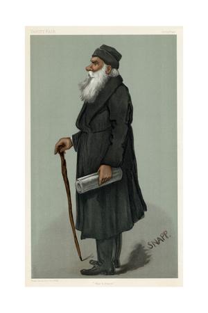 Leo Tolstoy Giclee Print