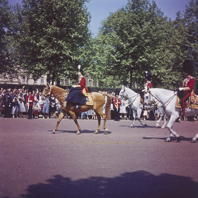 Trooping the Colour Photographic Print