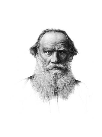 Leo Tolstoy Premium Giclee Print