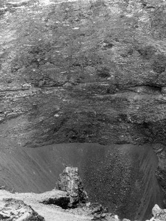 Vesuvius Crater Photographic Print by Gill Emberton
