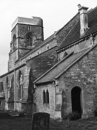 Emberton Church Photographic Print by Gill Emberton