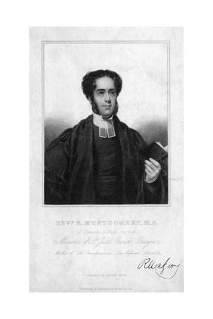 Robert Montgomery Giclee Print by Richard Smith
