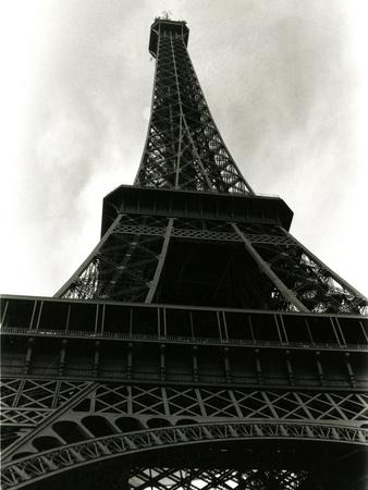 Paris, France - La Tour Eiffel Photographic Print by Valentine Evans