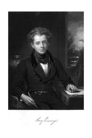 Henry Liverseege Giclee Print by William Bradley