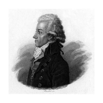 Antoine-Pierre Joseph-Marie Barnave Giclee Print