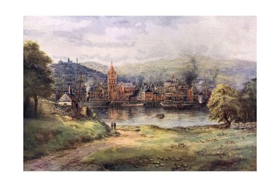 Londonderry, C1910 Giclee Print by Alex Williams
