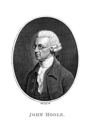 John Hoole, Translator Giclee Print by Anker Smith