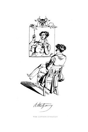 Robert Montgomery Giclee Print by Daniel Maclise