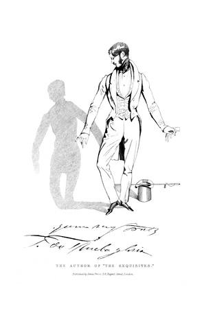 Telesforo Trueba Cozio Giclee Print by Daniel Maclise
