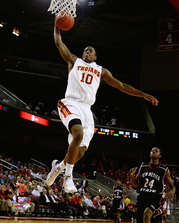 DeMar DeRozan USC Trojans 2008 Action Photo