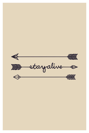 Stay Alive Posters