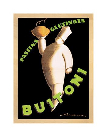 Buitoni, 1928 Giclee Print by Federico Seneca