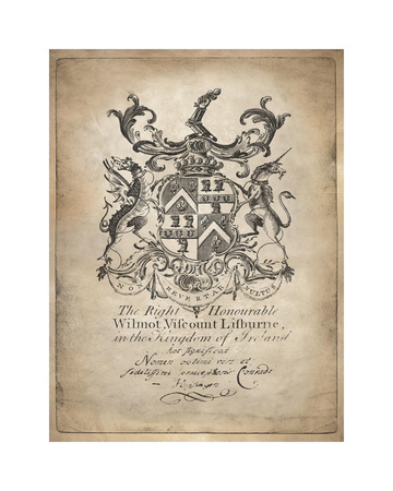 Heraldry II Giclee Print by Oliver Jeffries