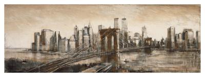 New York, New York Giclee Print by Matthew Daniels