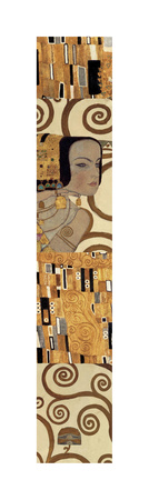 Collage Panel III Giclee Print by Gustav Klimt