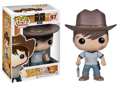 Walking Dead - Carl POP TV Figure Toy