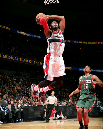 Milwaukee Bucks v Washington Wizards Photo by Ned Dishman