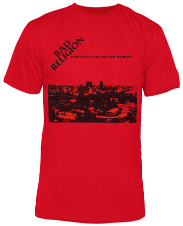 Bad Religion - How Could Hell Be Any Worse Shirt