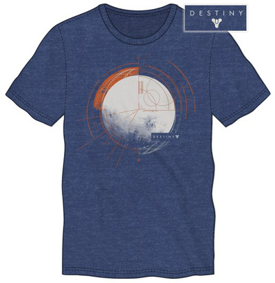Destiny - Planet Shirts