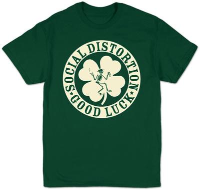 Social Distortion  - Irish T-Shirt