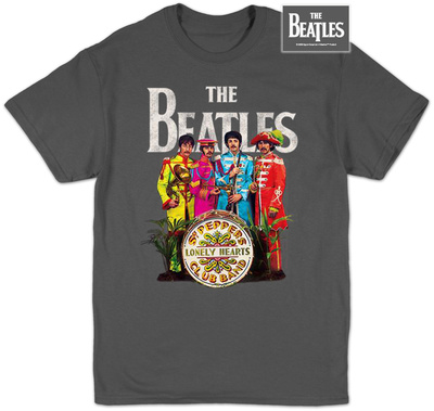 The Beatles - Sgt Pepper T-shirts