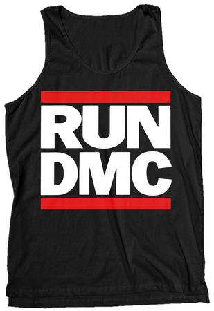Tank Top: Run DMC - Classic Logo Tank Top