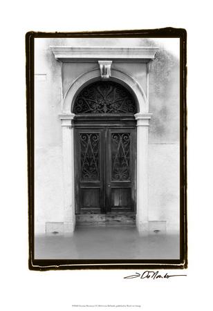 Venetian Doorways I Posters by Laura Denardo