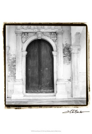 Venetian Doorways II Poster by Laura Denardo