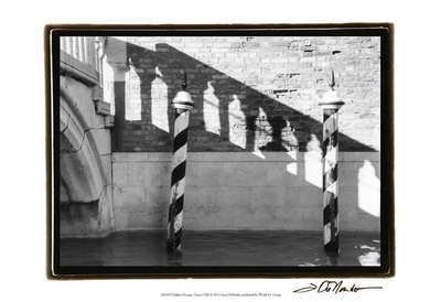 Hidden Passages, Venice VIII Prints by Laura Denardo