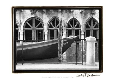 Hidden Passages, Venice IX Art by Laura Denardo
