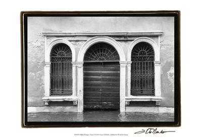 Hidden Passages, Venice V Posters by Laura Denardo