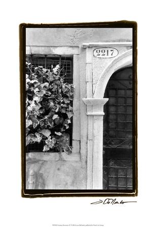 Venetian Doorways IV Posters by Laura Denardo