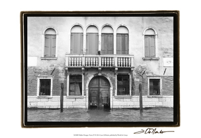 Hidden Passages, Venice IV Prints by Laura Denardo