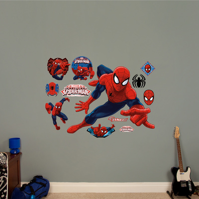 Marvel Ultimate Spider-Man Wall Decal