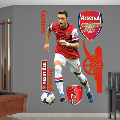 Mesut Ozil Wall Decal
